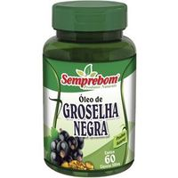 Groselha Negra 300Gr