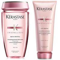 Kérastase Cristalliste Shampoo Bain Cristal 250ml+Condicionador Cristalliste 200 ml