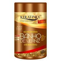 Keratinex Banho De Verniz Extra Brilho Intenso 1 Kg