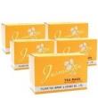 Kit 5X Jasmine Tea Fujian - Chá De Jasmin - 40G ( 20 Sachês De 2G )