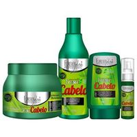 Kit Completo Cresce Cabelo+Máscara 250 g Forever Liss