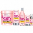 Kit Completo Desmaia Cabelo 5 Itens Forever Liss