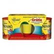 Kit Composto Lácteo Nestlé Ninho Fases 1+ 2 Latas 800g + Copo de Transição Exclusivo