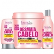 Kit Desmaia Cabelo Forever Liss Profissional