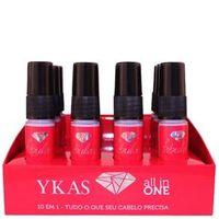 Kit Ykas Fabulous Hair All In One Máscara Leave in 12x15ml
