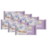 Lenços Umedecidos Huggies Baby Wipes Cheirinho de Lavanda - 336 Unidades