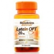 Lutein Opt 20 Mg 30 Caps - Sundown Naturals