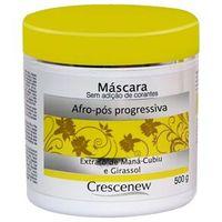 Máscara de hidratação capilar cabelo afro - 500 ml