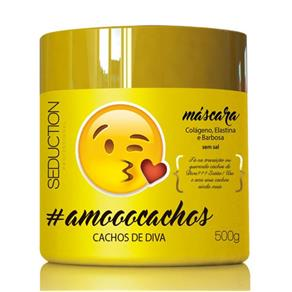 Máscara de Tratamento Eico Seduction #AmoooCachos