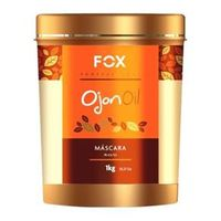 Máscara De Tratamento Ojon Oil Fox Gloss