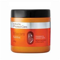 Máscara Nutritiva Lowell Protect Care 450g