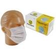 Máscara Tripla Com Elástico Descarpack Com 50 Unid