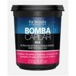 Mask Bomba Capilar - Máscara Proffissional Anabolizante Ultra Concentrada com Whey Protein e SOS ( 491 ) 250g - For Beauty