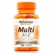 Multi A - Z 60 Caps - Sundown Naturals