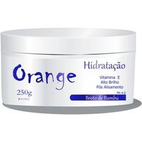 Orange Broto de Bambu Hidratação pH4.0 250g