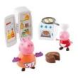 Peppa Pig - Hora de Comer - Cozinha - Dtc