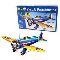 PLASTIMODELISMO REVELL AVIÃ ? O BOEING P - 26 PEASHOOTER 1 / 72