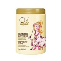 PORTIER Ok Linda Banho de Verniz Máscara Hidratante - 1Kg