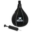 Punching Ball C / Bomba de Ar Muvin - Preto