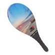 Raquete de Frescobol Fast Ball Fibra RF021 Por do Sol Mar