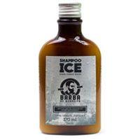 Shampoo Ice Barba e Cabelo - Barba de Respeito - 170ML