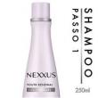 Shampoo Nexxus Youth Renewal para Cabelos Finos - Passo 1