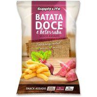 Snack De Batata Doce E Beterraba 30G - Supply Life