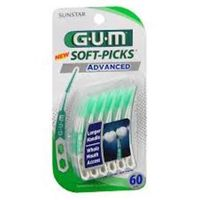 SOFT PICKS ADVANCED GUM C / 18 UNI