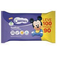 Toalhas Umedecidas Cremer Disney Baby - 100 Unidades