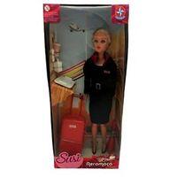Boneca Susi Aeromoça Do Avião Da Tam - Estrela - Ano 2007
