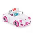 Carrinho Hello Kitty Car Branco
