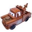 Carrinho Roda Livre - Disney Cars - Tom Mate - Yellow