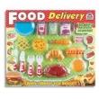 Conjunto Lanches Braskit Food Delivery com Velcro