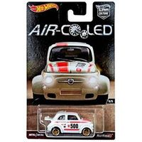 Hot Wheels - Carrinho Air Cooled - 60s Fiat 500d Modificado Dwh71