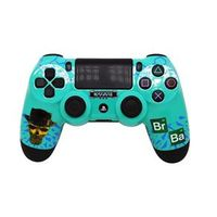 PS4 - Dual Shock 4 - Pintura Customizada - Breaking Bad