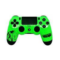 PS4 - Dual Shock 4 - Pintura Customizada - Hulk