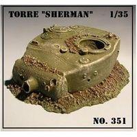 Torre De Tanque Sherman - Arsenal Hobby