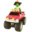 Toy Story - Carro de Fricção Pick - Up com Monster Rex - Mattel