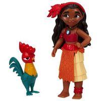 Boneca Hasbro Disney Moana da Oceania e Hei Hei
