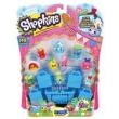 Dtc - Shopkins Blister Com 12 Miniaturas Sortido 3582