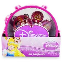 Kit Fanfarra Infantil Princesas Disney 23737 - Toyng