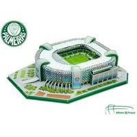 Maquete Puzzle 3D Arena Palmeiras - Nanostad
