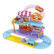 Playset Hamster com Figura - Mercado - Hamsters in a House - Candide