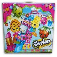 Shopkins Estojo com Divisória - Dtc 3701