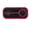 Caixa de Som Bluetooth Multilaser Pulse Color Series Rosa SP209