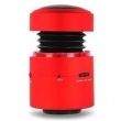 Caixa de som - em movimento e HMD3013 subwoofer super - vermelho