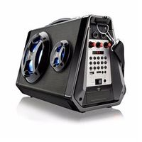 Caixa De Som Multilaser Sp217 Bluetooth Amplificada GravadorÂ