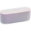 Caixa De Som Portátil S207 Com Bluetooth, Micro Usb ( BRANCA )