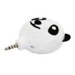 Caixa de som sem fio - rádio móvel panda dos desenhos animados de áudio estéreo pequeno mini - fone aparelho de som wisebrave Pa