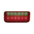 Caixa de Som Speaker Bluetooth K815 Vermelha